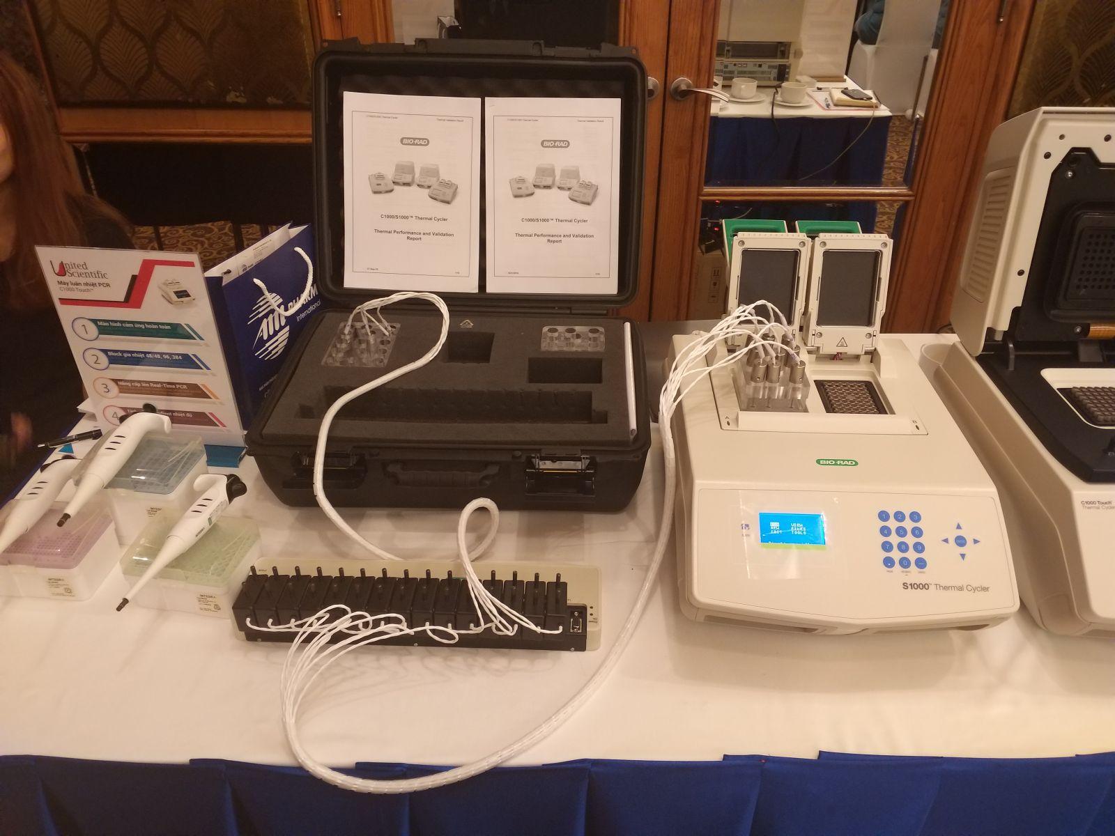 Ứng dụng kỹ thuật Multiplex Realtime PCR trong kiểm nghiệm vi sinh trên thủy sản